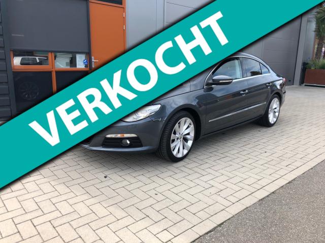 Volkswagen-Passat CC